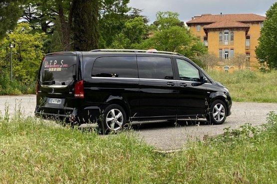 Taxi à Istres et dans les Bouches-du-Rhone